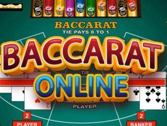 บาคาร่าออนไลน์ baccarat online